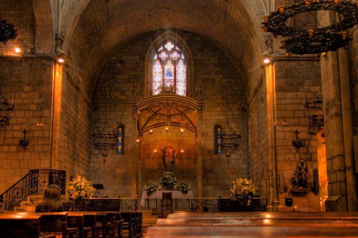 История храма церкви Святой Анны