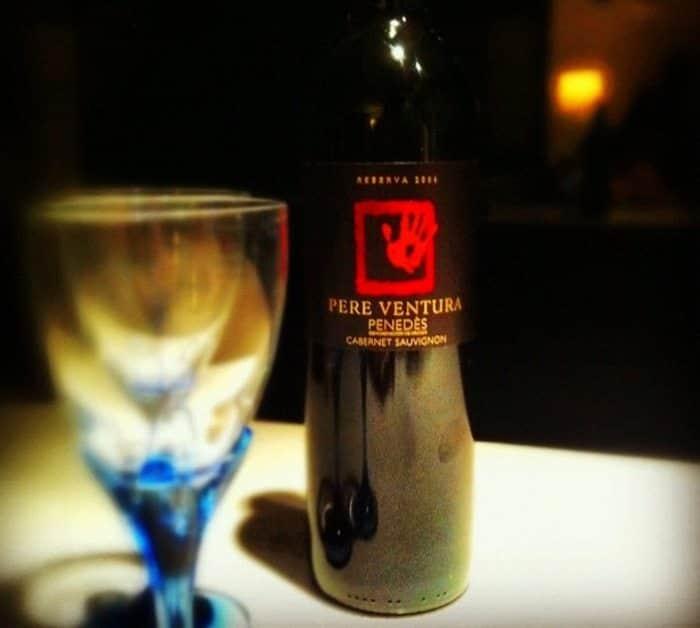 Вино от Пере Вентура