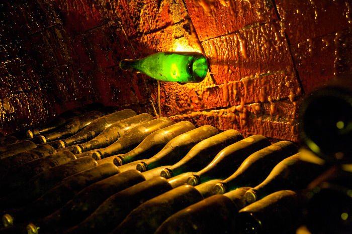 Погреба для хранения вина Pere Ventura