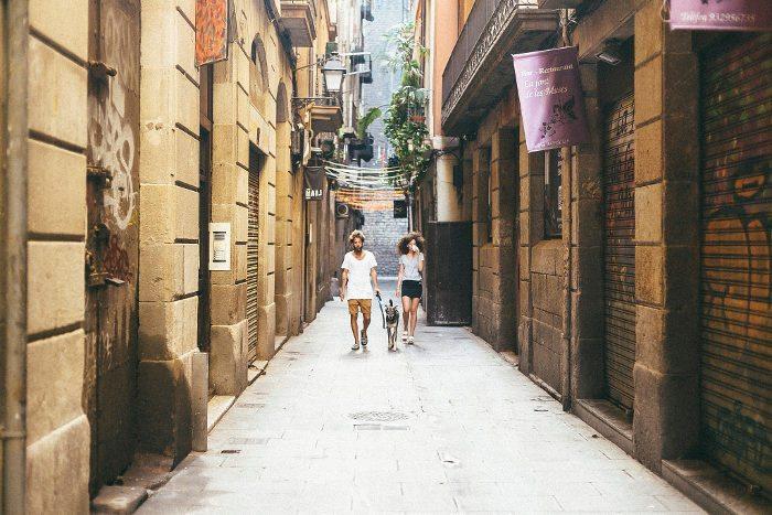 Погода в Барселоне в июле