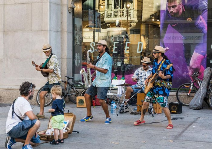 Чем заняться в Барселоне в июле