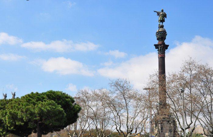 Монумент Колумба