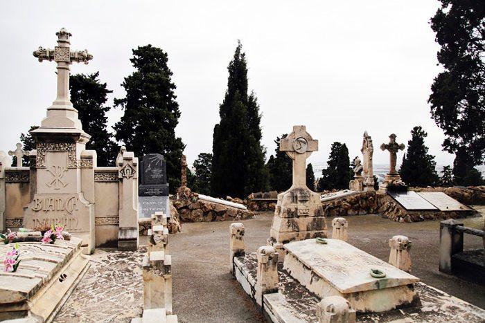 История кладбища