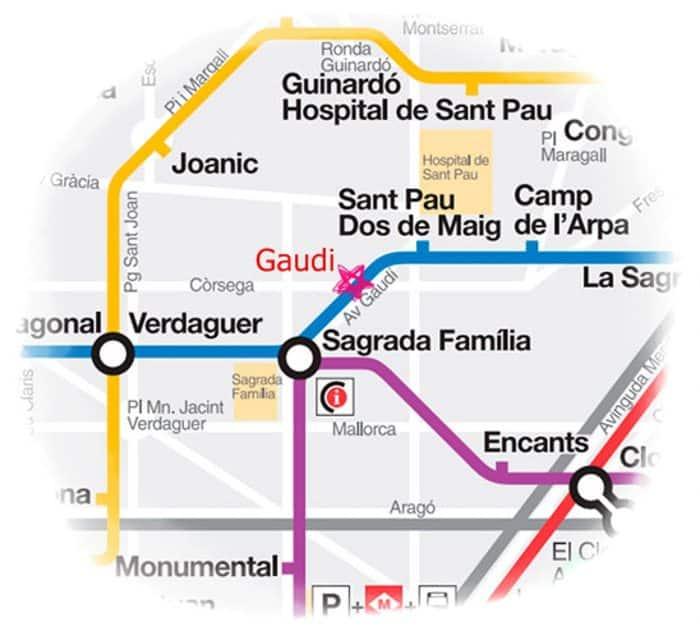 Станция-призрак «Gaudi»