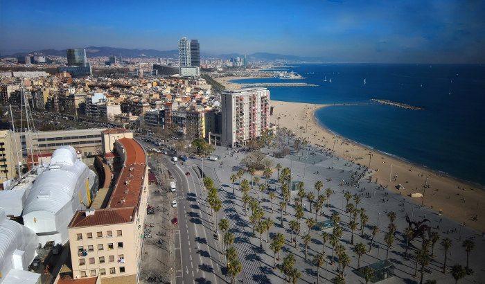 Современная Барселона