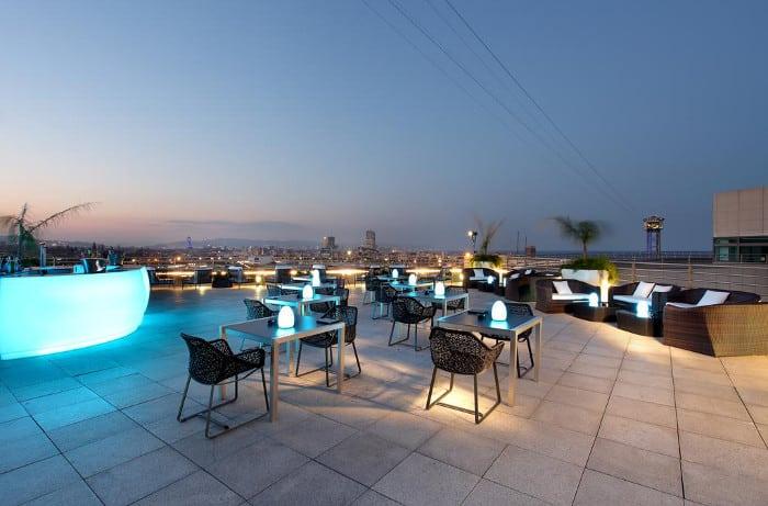 Отель Eurostars Grand Marina Hotel GL в порту Барселоны