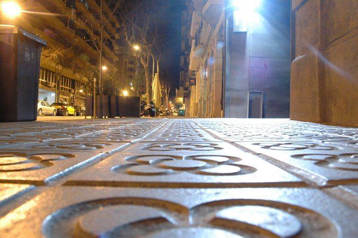 Плитка Барселоны: пешком по искусству