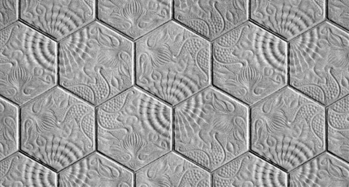 Бесконечная мозаика Гауди