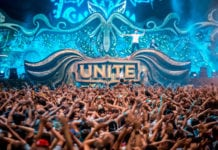 Фестиваль Unite With Tomorrowland в Барселоне