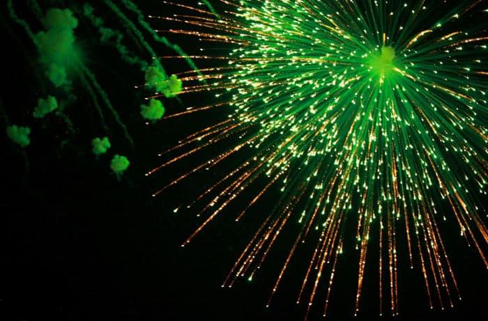 47-й Международный фестиваль фейерверков в Бланес