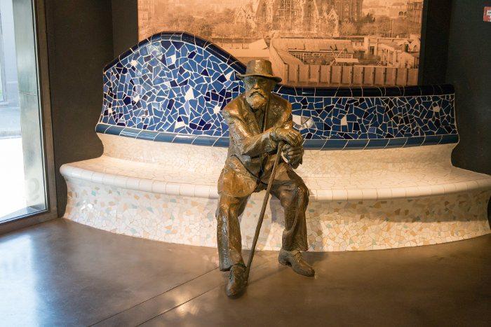 Скульптура Антонио Гауди
