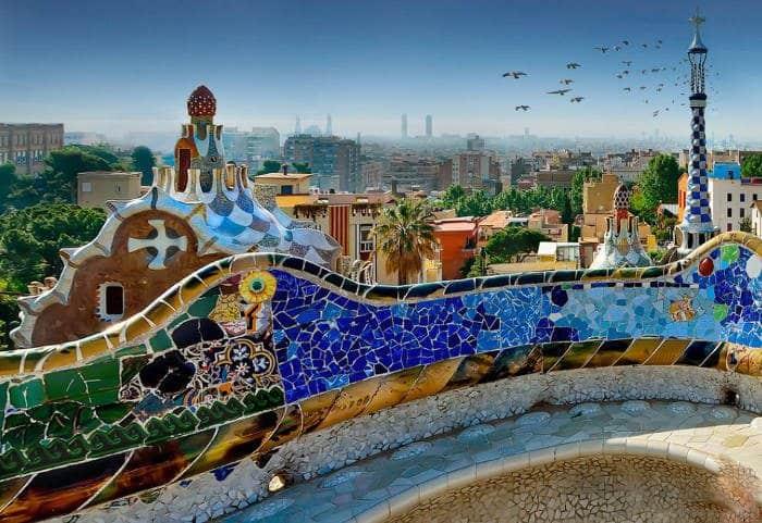 Барселона и Гуэль