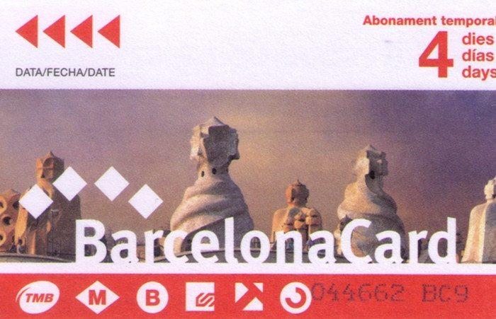 Где купить карту Барселона Кард