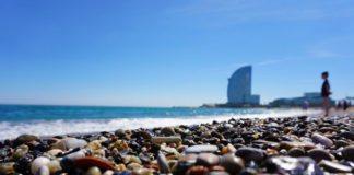 Барселона, отдых на море