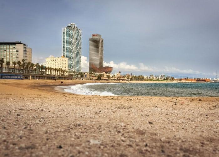 Море Барселоны