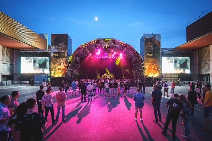 Фестиваль электронной музыки Sonar