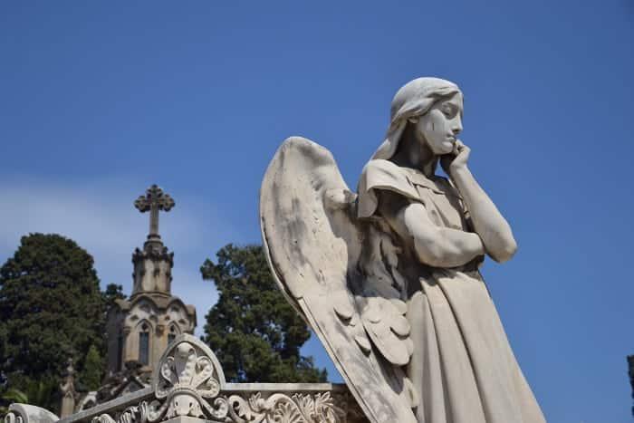Кладбище Монжуик: история