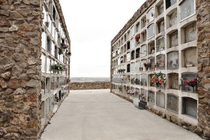 Кладбище Монжуик