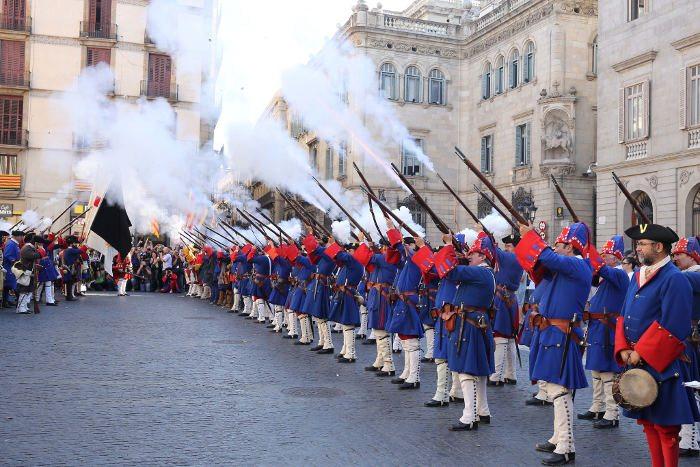 Основные торжества или чем заняться на День Католонии