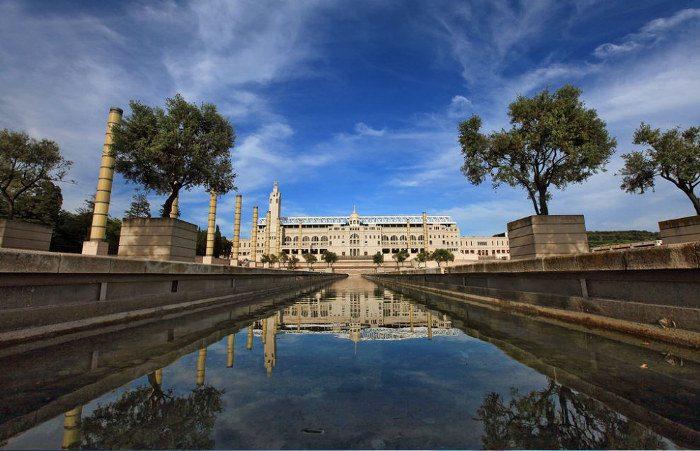 Национальный институт физической культуры Каталонии