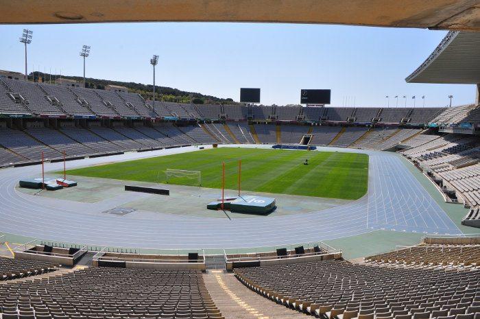 Олимпийский стадион имени Компаниса