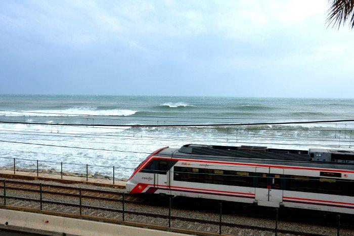 Железная дорога Матаро-Барселона