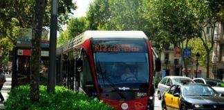 Транспорт Барселоны: полный гид