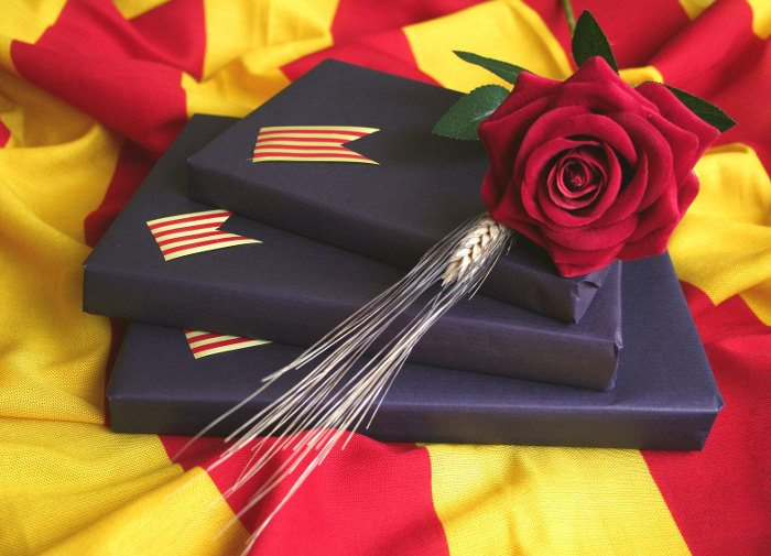 День Святого Валентина в Барселоне