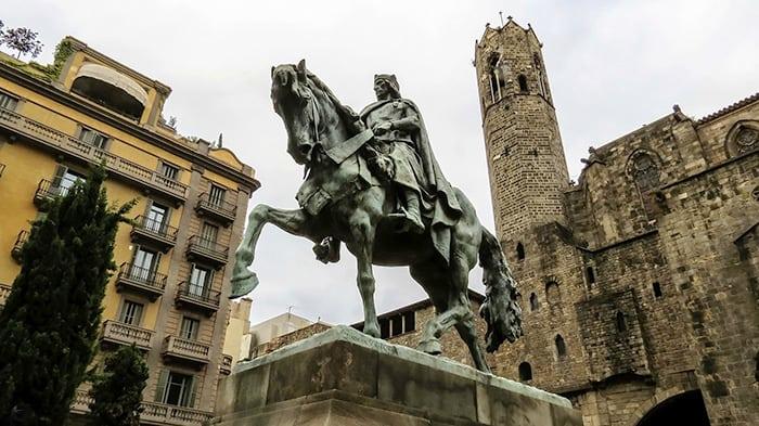 Рамон Беренгер IV, граф Барселоны