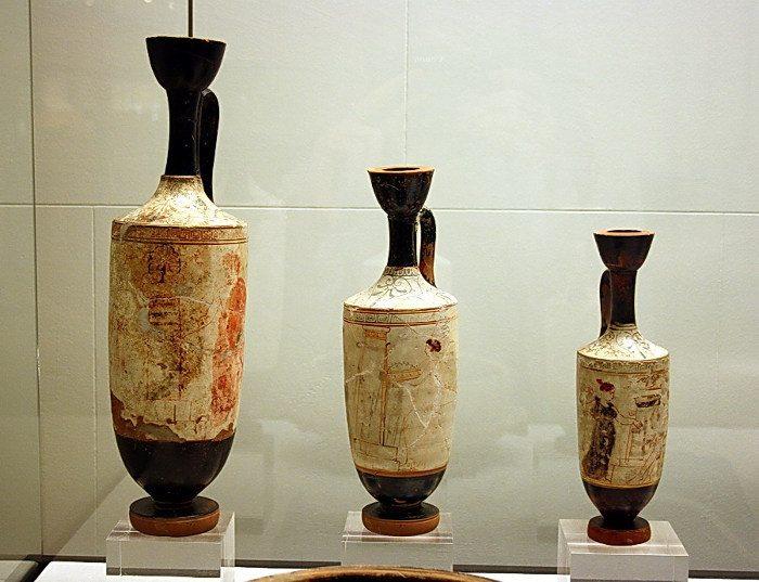 Экспонаты Археологического музея