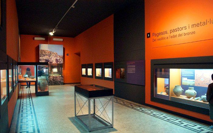 Зал Археологического музея