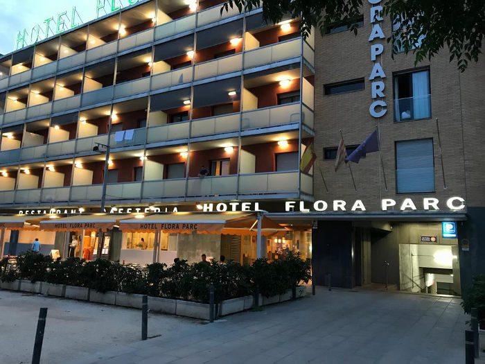 Flora Parc 3*