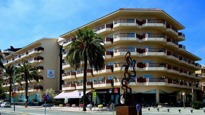 Aqua Hotel Promenade 4*
