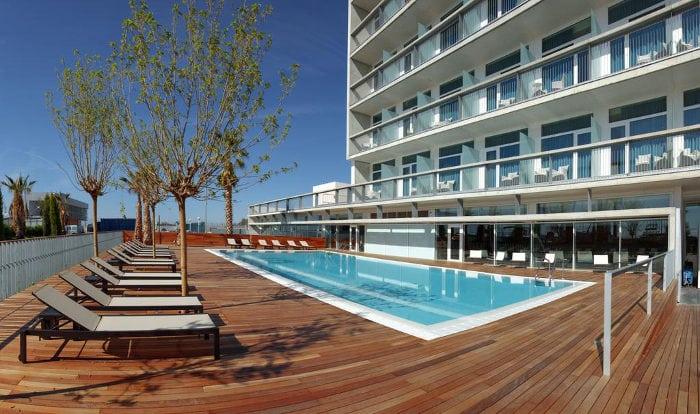 Atenea Port Barcelona Mataro 4*