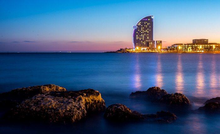 Лучшие отели Барселоны у моря