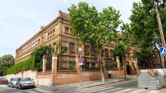 Улица Campoamor