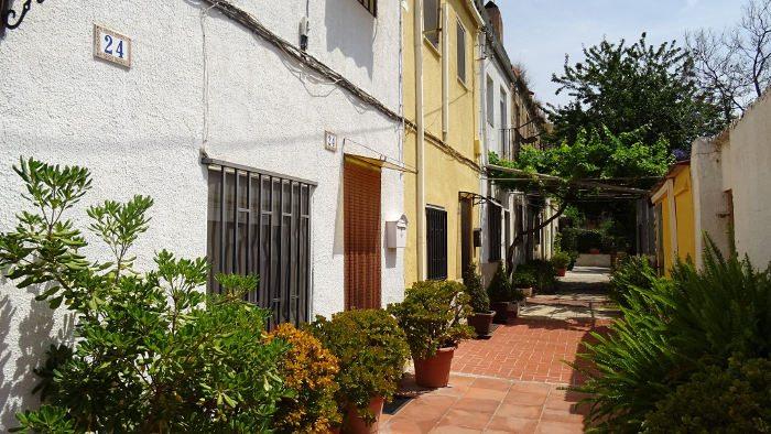 Улица Aiguafreda