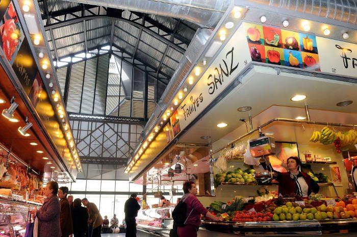 Рынок Барселонета