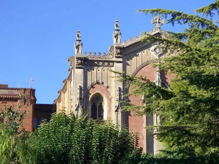 Школа Святой Терезы: шедевр Антонио Гауди