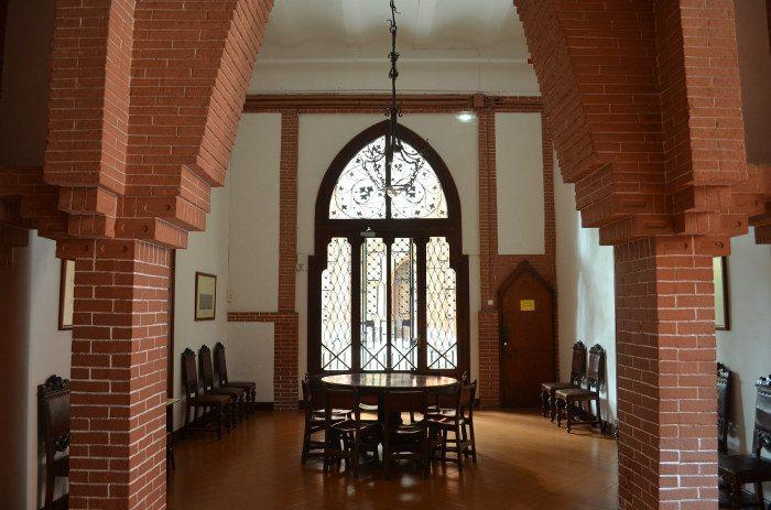 Школа Святой Терезы во времена Испанской гражданской войны