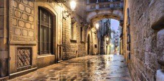 Улица Бисбе: самая фотографируемая улица Барселоны