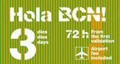 Транспортная карта Hola BCN!