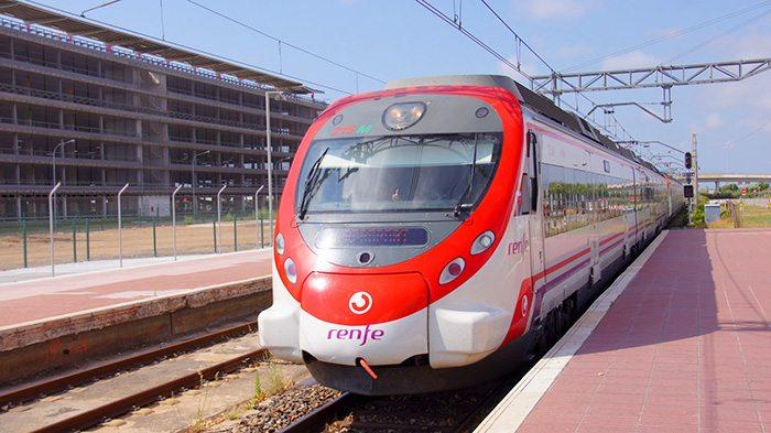 Как добраться из аэропорта Барселоны на поезде