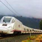 Поезд Барселона - Валенсия