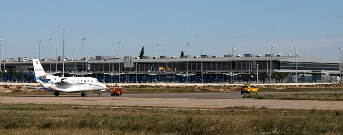 Аэропорт Реус