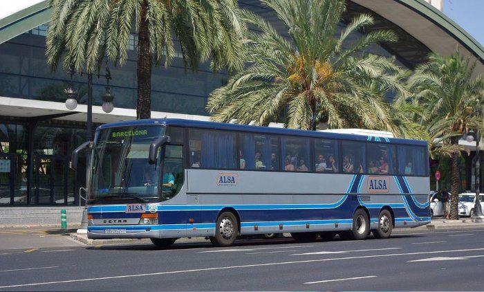 Автобусом в Барселону: Как добраться до Барселоны на автобусе