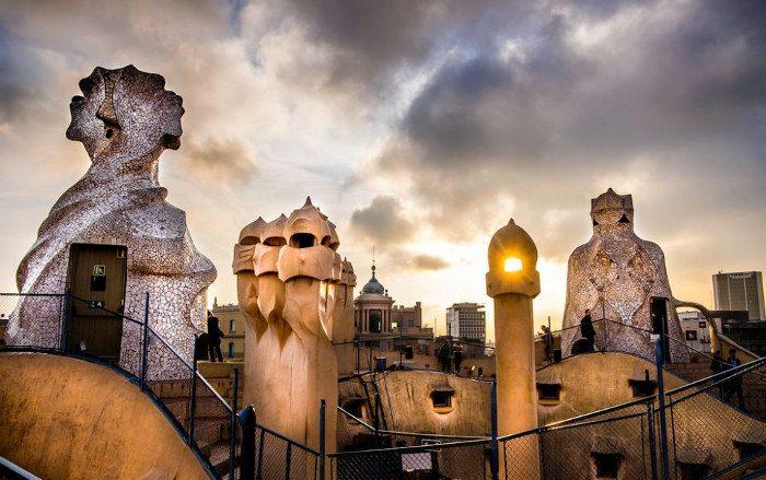 Мила Барселона
