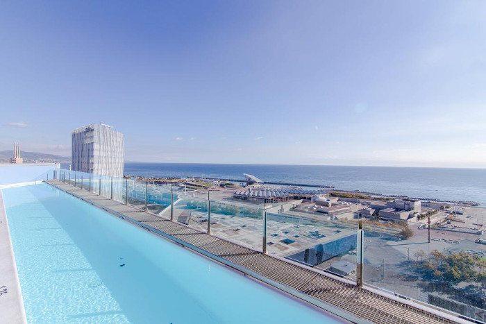 Отель Barcelona Princess