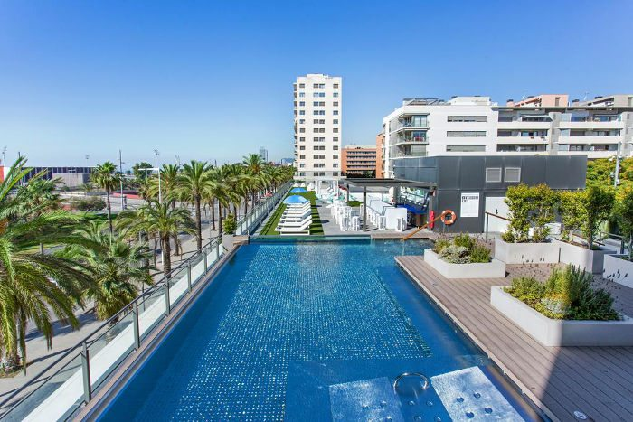 Отели на Букинг в Барселоне: наши рекомендации