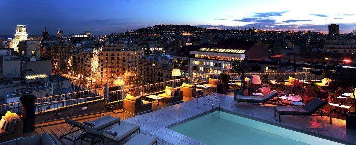 Отель Majestic Hotel & Spa Barcelona GL